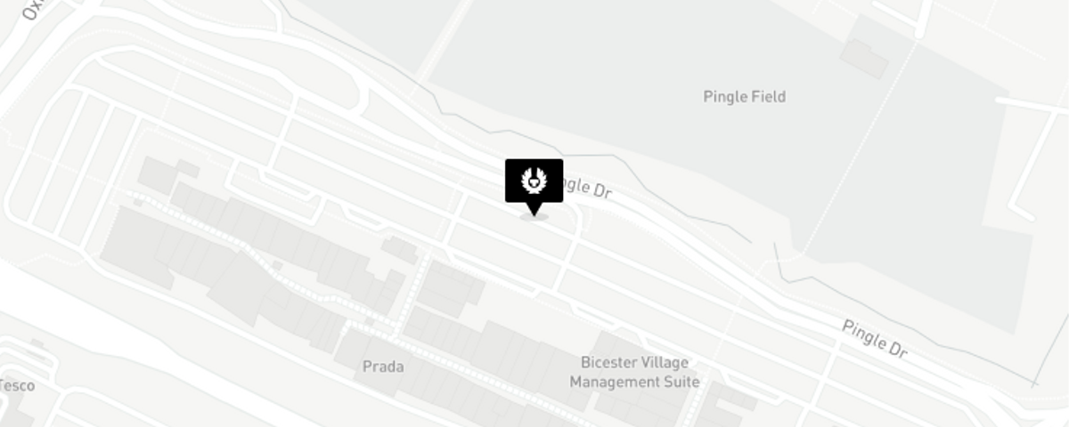 Map for Bicester, United Kingdom store